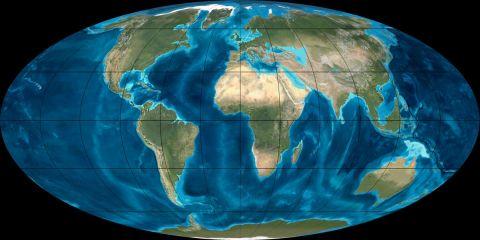 Neogene-MioceneGlobal