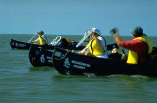 Everglades Paddling