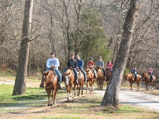 AS-YMCA Missouri horseback