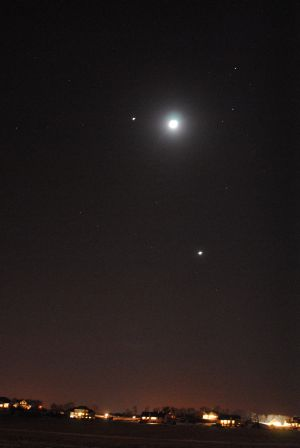 March 2012 venus jupiter moon KKW
