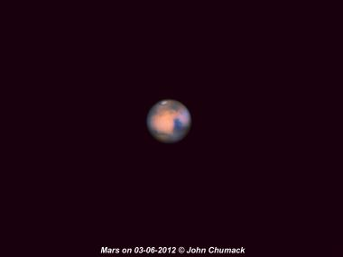 April 2012 Mars Chumack