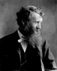 John Muir portrait
