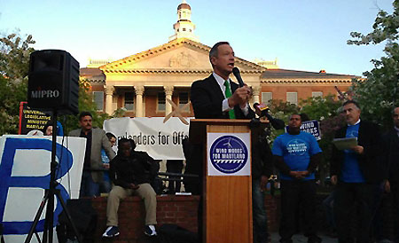 O'Malley-speaks-at-rally