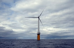 0059385  - Hywind on location - Photo Trude Refsahl - Statoil