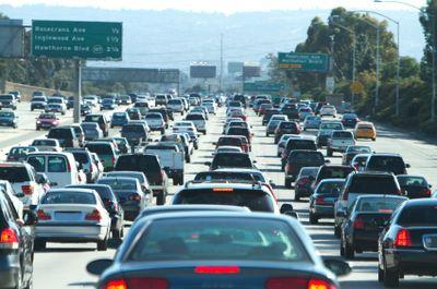 Traffic jam iStock_000011994853XSmall