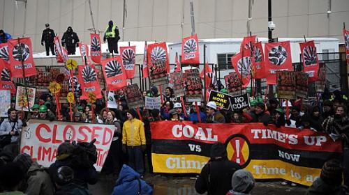 Coal protest 1