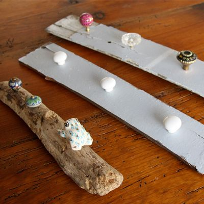 3 DIY jewelry holders