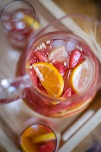 Cool off with sangria