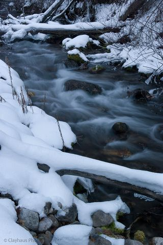 Creek-with-snow-sm_credit Jeff Clay