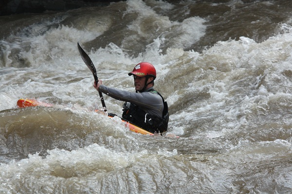 Jeremy Rodgers Kayaking