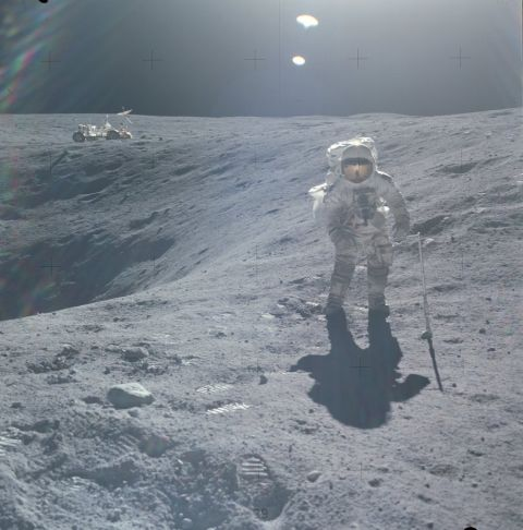 1-20-12 Astronaut Duke Apollo 16