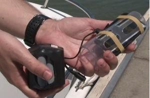 Floating sensors