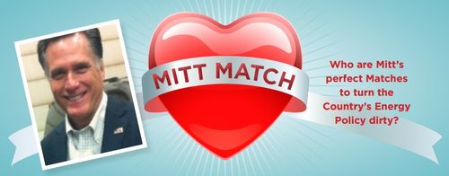 Click here for the Mitt Match Results - PDF