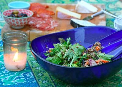 Healthy summer salad recipe