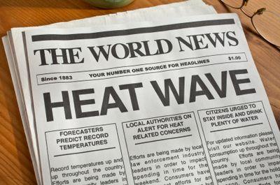Heat wave iStock_000017071673XSmall