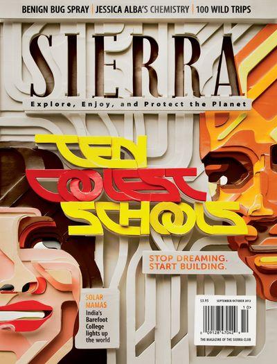 Sierra magazine Cool Schools