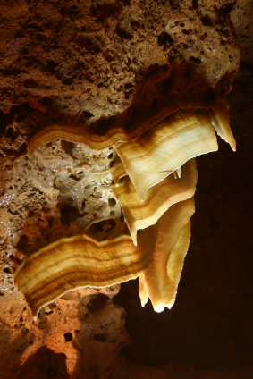Cave bacon sonora caverns