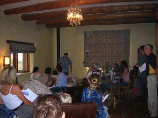 Rio Grande del Norte gathering
