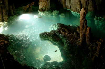 Caves of southern US