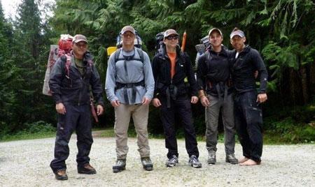 Mt.-Shuksan-team