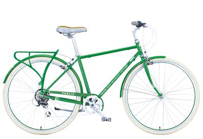 Sierra Club bike from PUBLIC