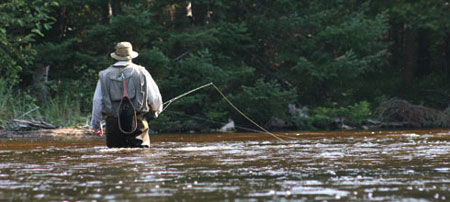 Fishing-the-Au-Sable