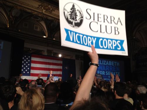 Warren Rally