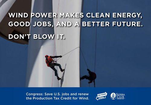 PTC wind ad