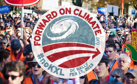 Forward-on-Climate