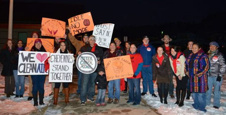 Beating the Drums Against Coal in Montana  The Planet