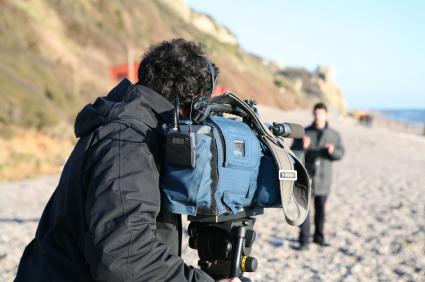 Environmental journalist