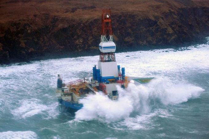 Shell-Kulluk-oil-rig