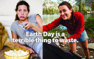 Earth Day is a terrible thing to waste