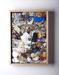One Block of Litter-Muncie, IN