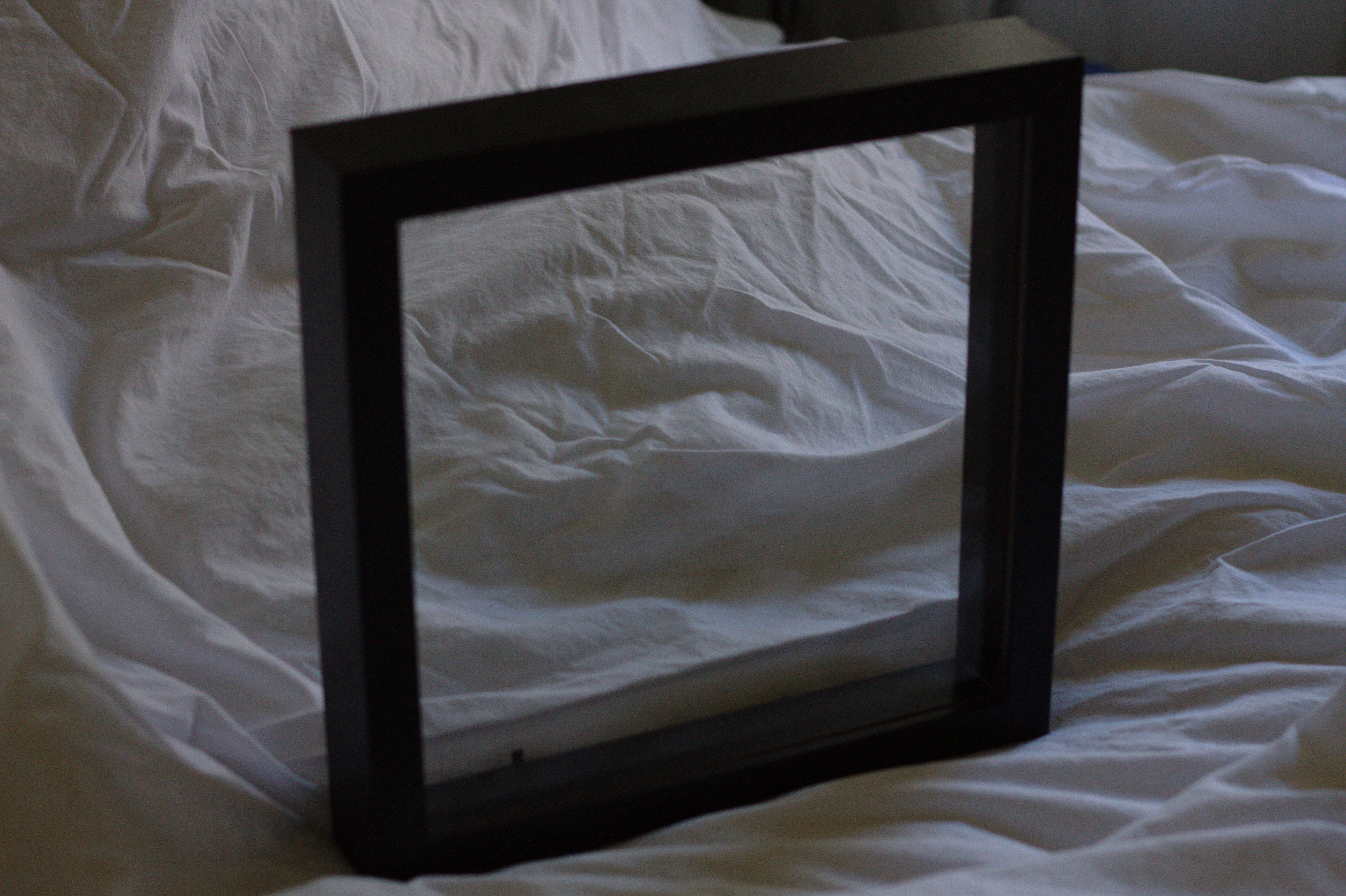 DIY 3D Picture Frames: Think Inside the Box! - The Green Life