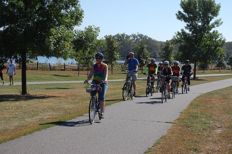 MN bike tour stop2