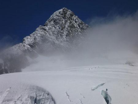 Shuksan-glacier