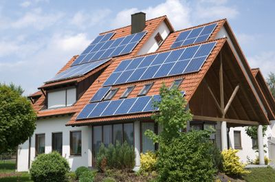 The Solar Homes Program
