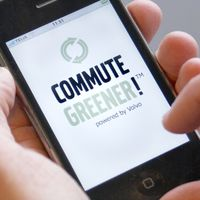 App Obsession Commute Greener