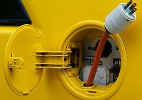 Electricvehicle-plug