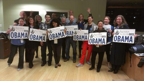 Club for obama
