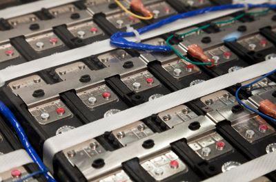 Ev batteries iStock_000018976864XSmall