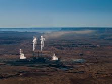 NGS polluting Grand Canyon Jan 2009