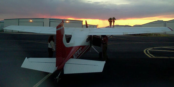 John-Pifer's-plane