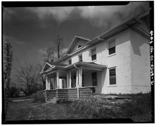 Charles young house