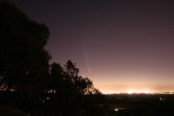 October 2012 Comet