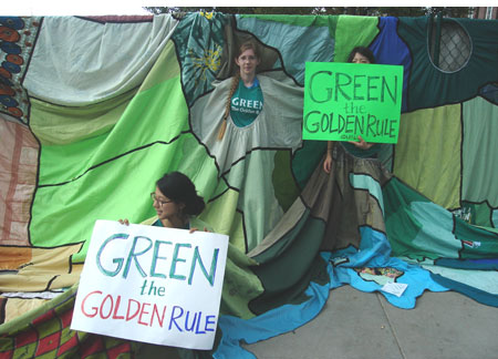 Green-the-Golden-Rule