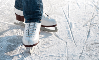 Places to ice skate