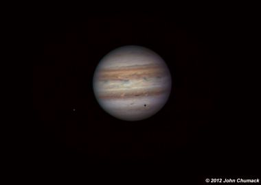January 2013 Jupiter Europa Chumack