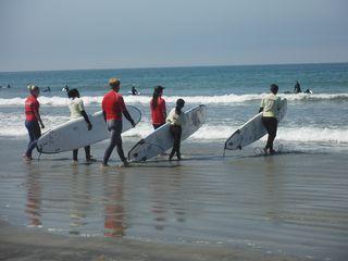 August 1 Coronado Surfing #1